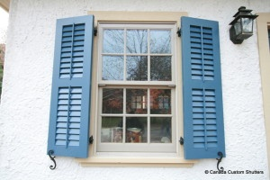 color for shutters